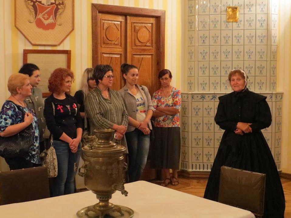 музей Гоголя, Гоголево, InGreen