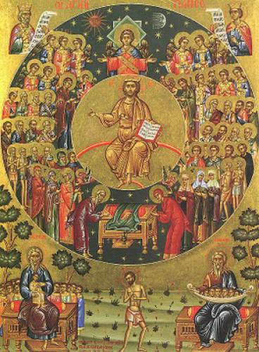 Synaxis Of All Saints
