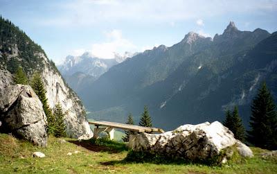 Gehrenspitze Leutasch Tirol