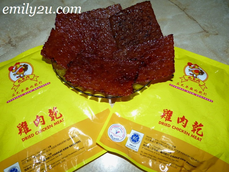 free dried meat from Oloiya