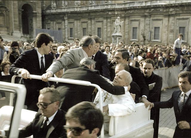 Atentado de Juan Pablo II