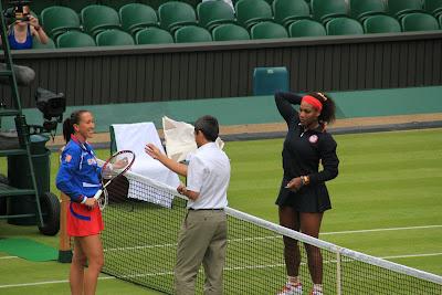 Serena and Jelena