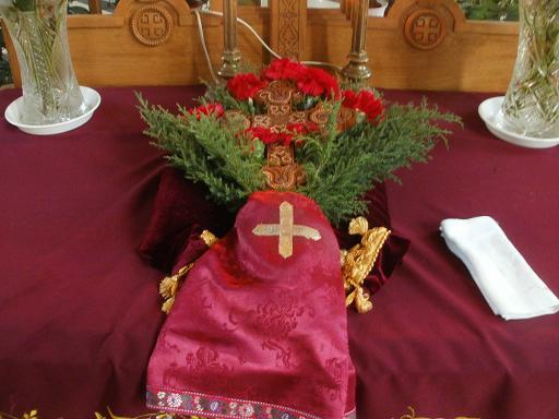 Хрестопоклонна неділя