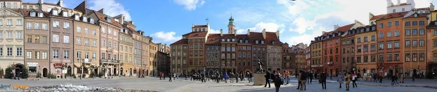 Warszawa - Stary Rynek