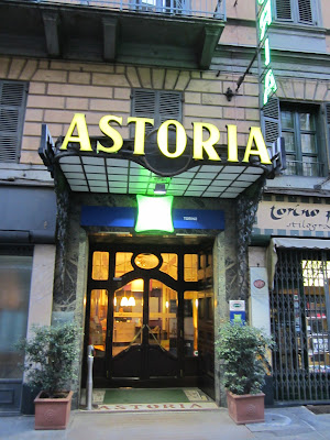 Astoria Hotel, Via XX Settembre, 4, 10121 Turin, Italy