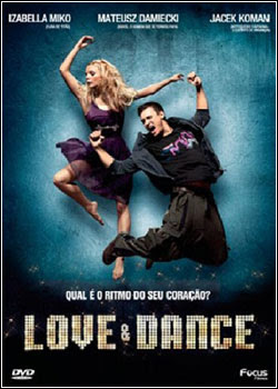 Filme Poster Love & Dance DVDRip XviD Dual Audio & RMVB Dublado