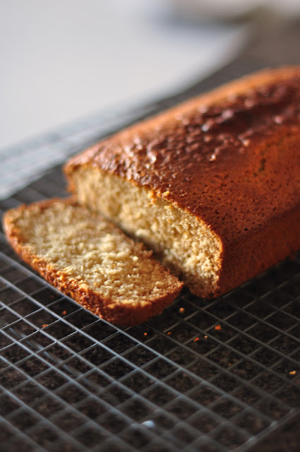 Everything Reconsidered.: orange honey bread -- gluten ...