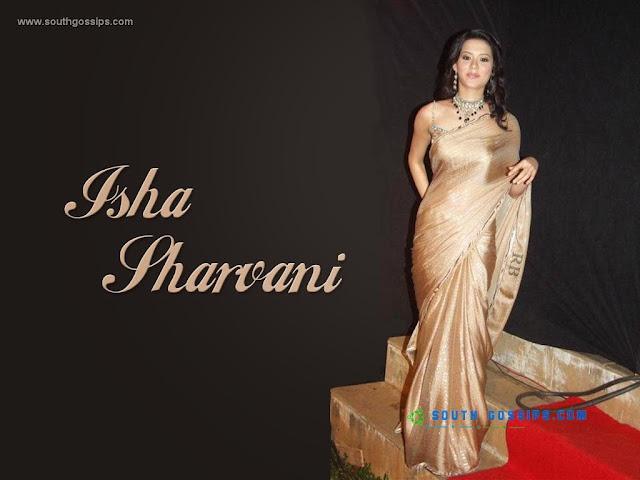 Isha Sharvani Photos