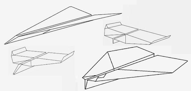 Aviones Clásicos Básicos