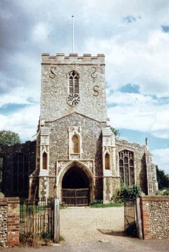 Debenham Parish Church of Saint Mary Magdalene