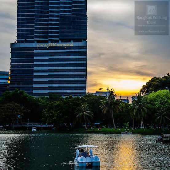 Bangkok, evening