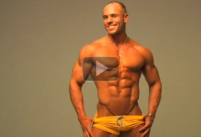 Nick Soto - Ripped & Handsome Bodybuilder