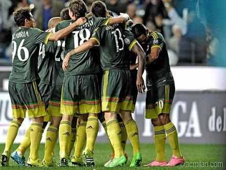 Đội hình Milan hiện tại: cho hiện tại, và cho tương lai