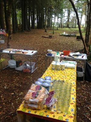 Mudpies and Foodie Quine Autumn Bramble Ramble