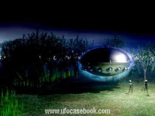 Ufo And Alien Sighting At Texas