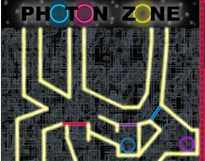 Photon Zone walkthrough.