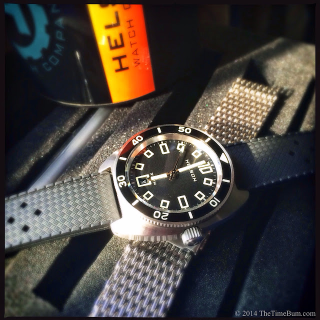 Helson Spear Diver Frame