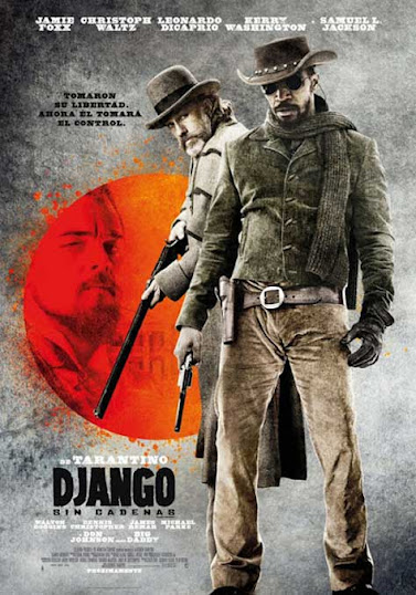 Django desencadenado, cartel