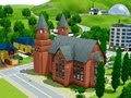 gothic church brick