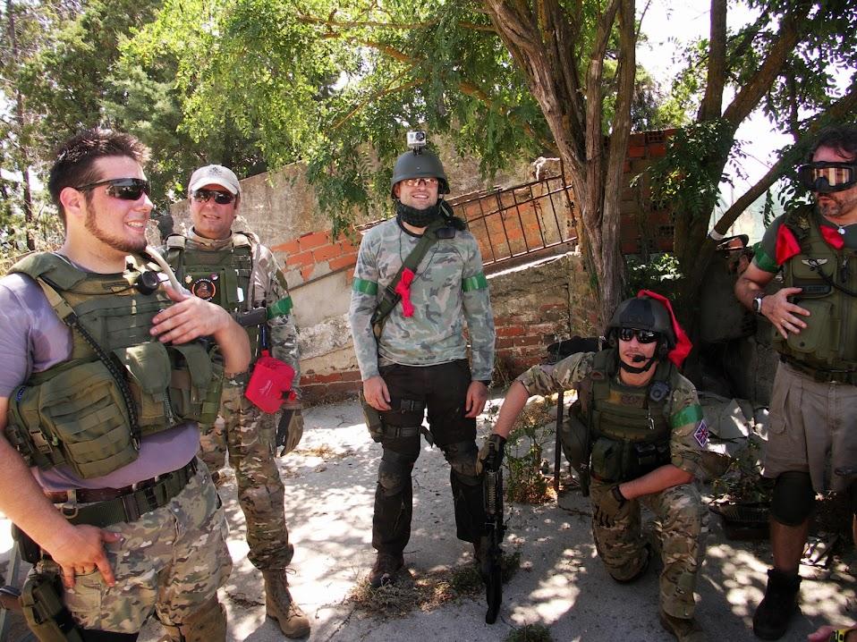 """Fotos de """"THE FINAL WAR"""". La Granja. 23-06-13 PICT0088"""