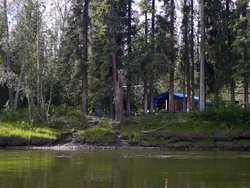 達人帶路環遊世界-育空河營地