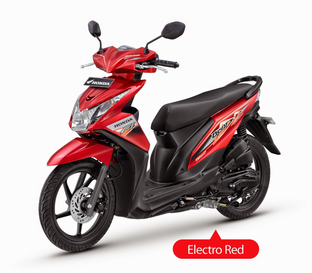modifikasi motor beat velg 17