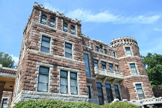 Замок Ламберта, Патерсон, Нью-Джерси (Lambert Castle, Paterson, NJ)