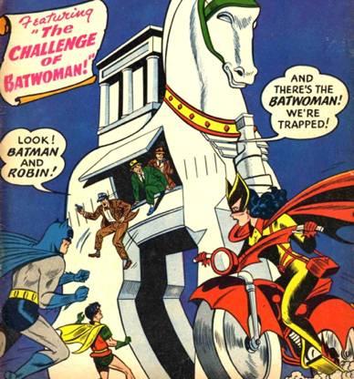 Batwoman - Kathy Kane