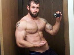 Hot Muscular Jocks Self Pics Part 10