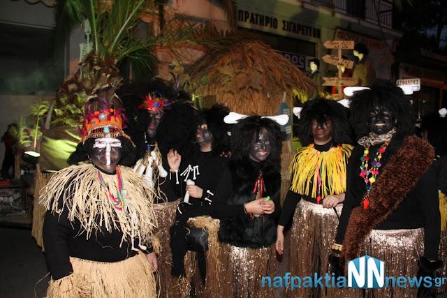 Φωτορεπορτάζ από το Καρναβάλι της Ναυπάκτου 2013