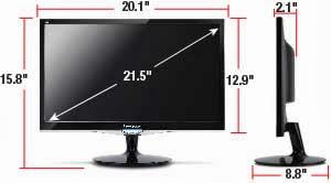 ViewSonic - VX2252mh