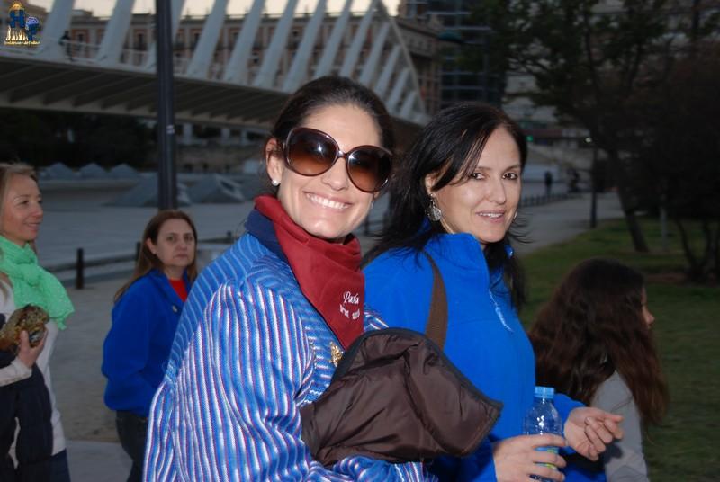 Acompañamos a la CRIDA 2012 a Camins al Grau