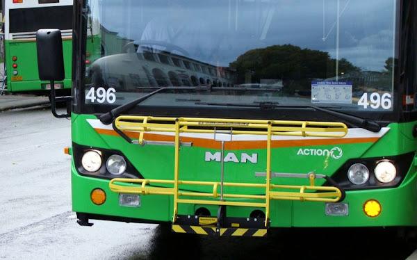 bus rack