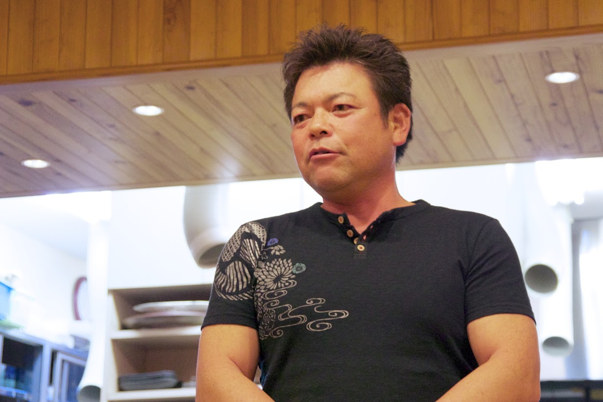 ファーマーズ・クラブ雪月花(妹背牛町)田村昌之 代表