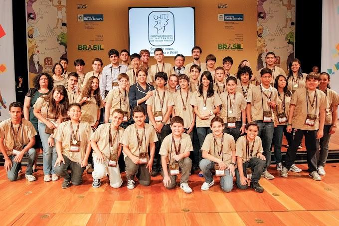 Inscrições para 9ª Olimpíada Brasileira de Matemática das Escolas Públicas terminam no dia 5 de abril