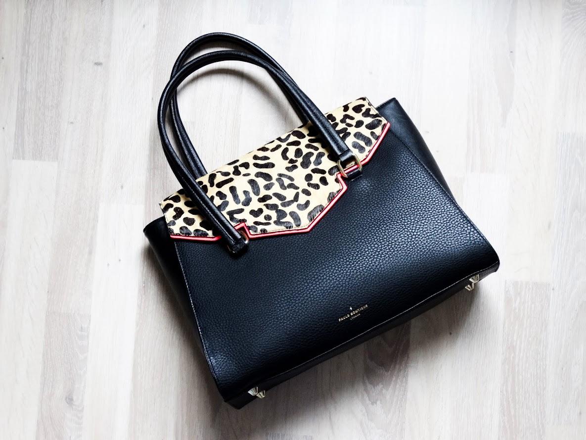 Ik had deze tas van Paul s Boutique al een tijdje op het oog. Ik zag hem in  de sale voor €79 bacc8a12da