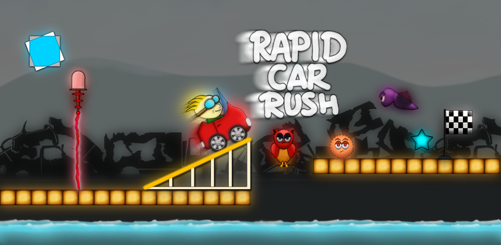 Rapid Car Rush