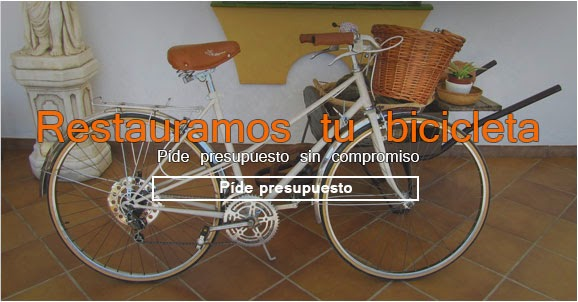 Restauramos bicicletas