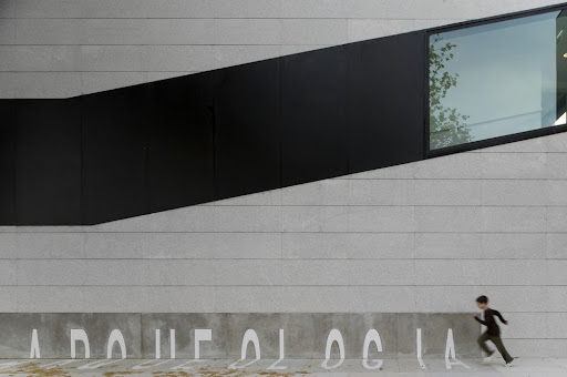 Vila Velha Museum design by Belém Lima Arquitectos
