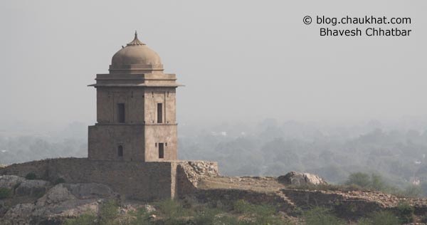 Bhangarh - Watchtower