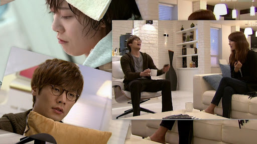 Goo Hye Sun, Choi Daniel, Choo So Young