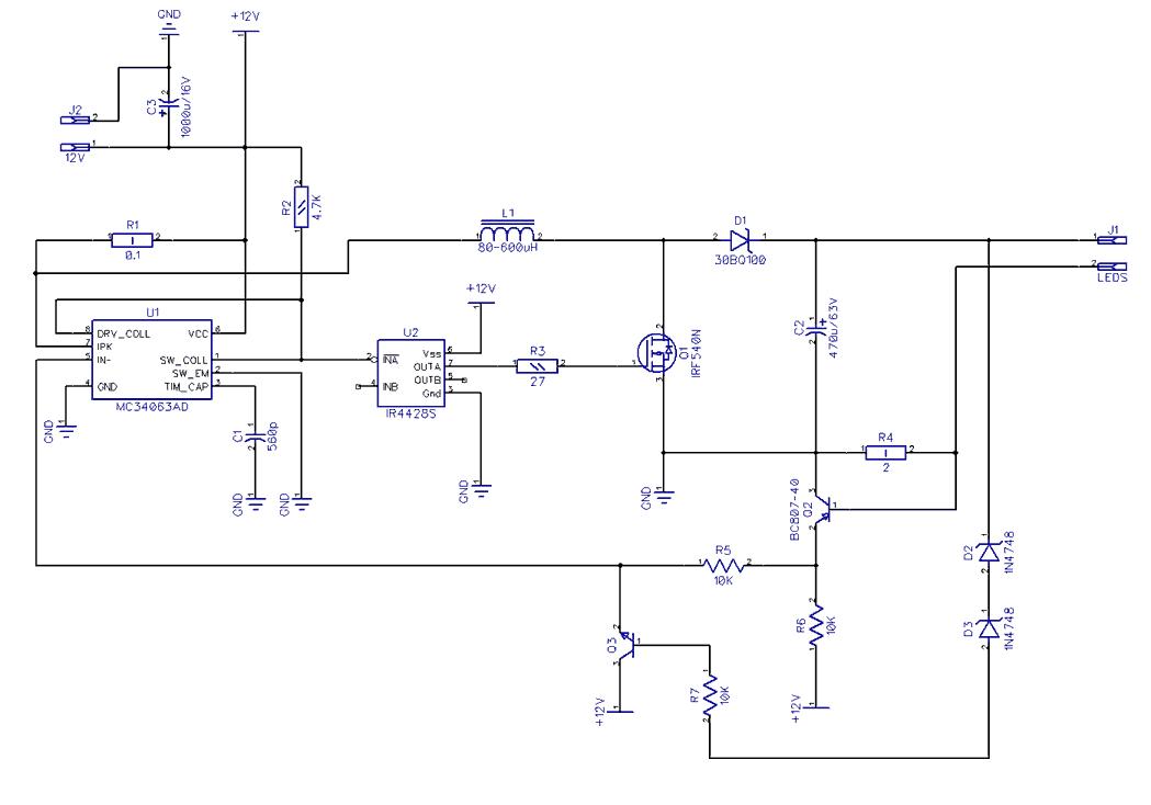 Схема Драйвер Led Подсветки На Aotf