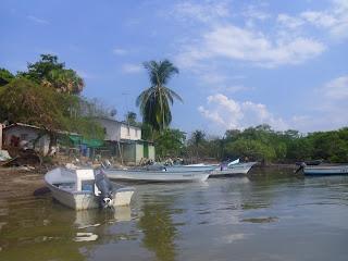 Départ pour l'Isla de Chira