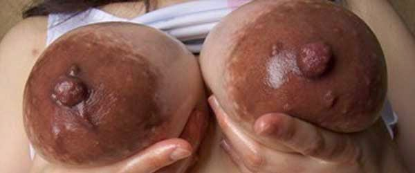 Dark Nipples and Areolas