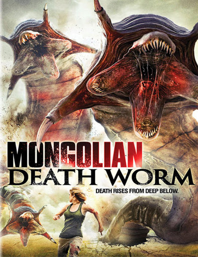 Larvas asesinas (Mongolian Death Worm) (2010)