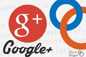 Inserta Publicaciones de Google+