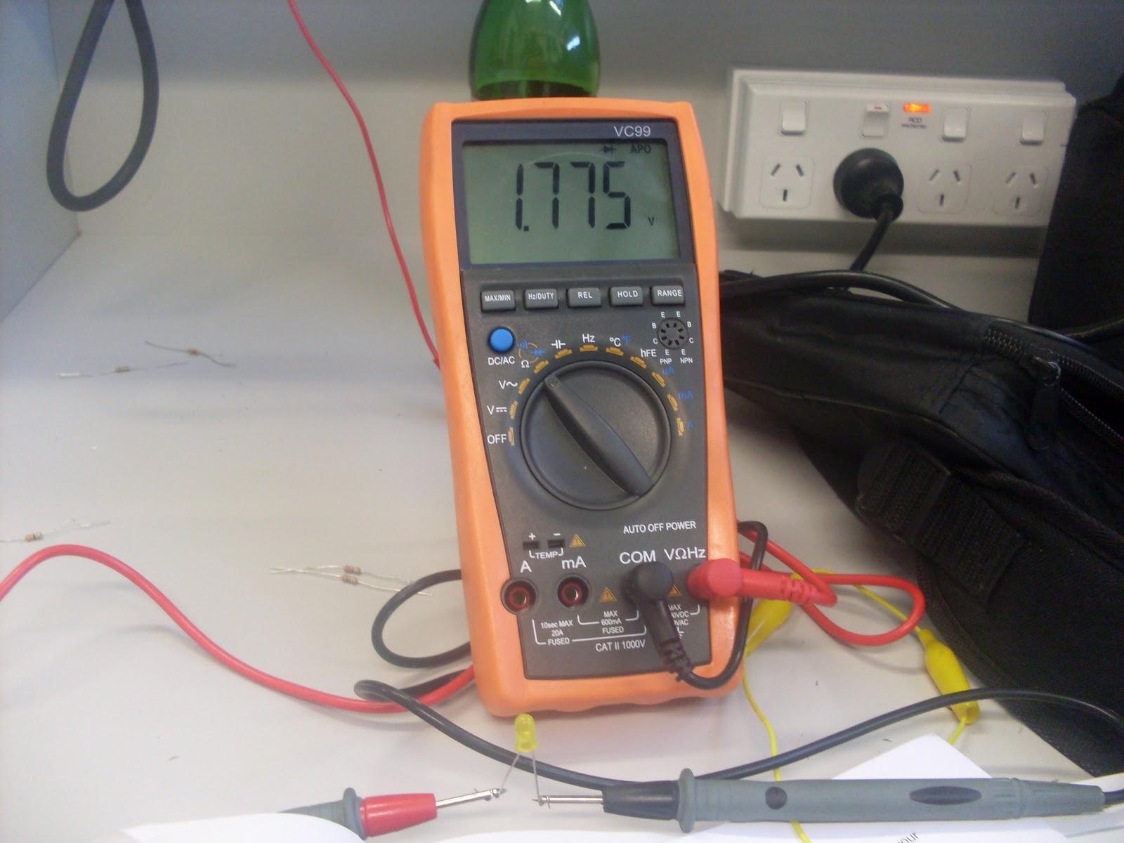 TTEC4824 - Automotive Electronics: EXPERMENT NO  2 DIODES