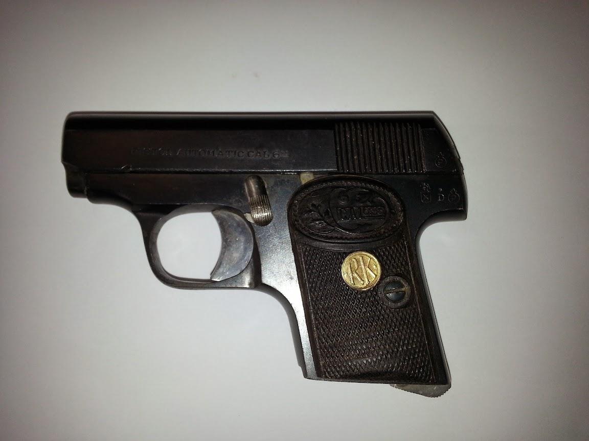 R.K. Vest Pistol