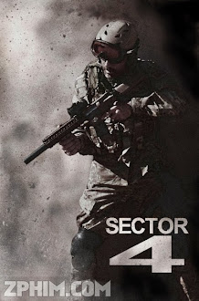 Khu Vực 4 - Sector 4: Extraction (2014) Poster