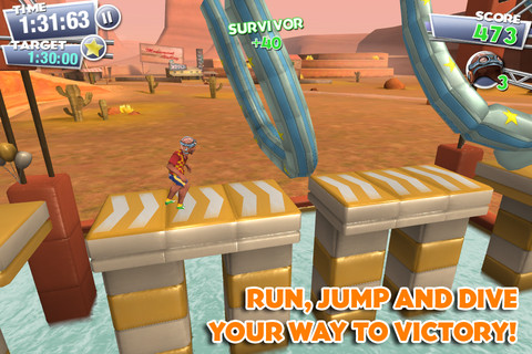 Wipeout Game